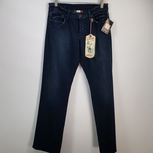 LUCKY BRAND EASY RIDER RELAXED BOOT CUT SIZE 6/28